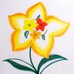 [お花のなかのお花]春に向けて順番待