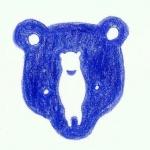 [ぼくもクマ]クマのなかのクマだ