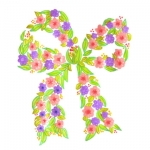 [Flower Ribbon]春を結わう