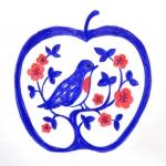 [green apple]幸せの青